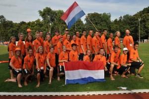 NL teams op EYUC2013